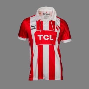 Camiseta histórica PUMA Independiente que se estrenará este sábado