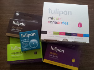 tulipan packs