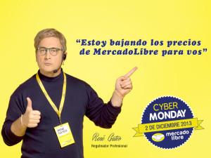 CyberMonday en MercadoLibre