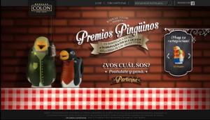 Promo Pinguinos - Bodegas COLON