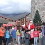 Coca-Cola buscó crear una experiencia inolvidable en la comunidad de Ampimpa, en Tucumán, como parte de su campaña navideña.