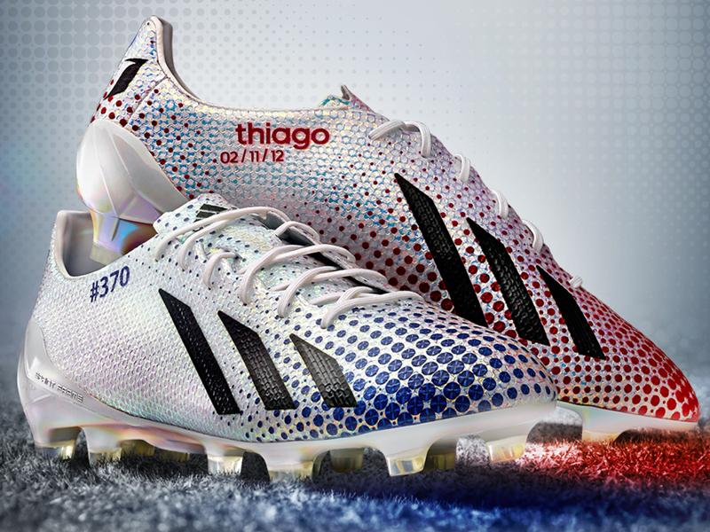 sports shoes 8bfac abf34 adidas celebra orgullosamente el récord de Leo Messi y lanza unas nuevas  botas adidas adizero f50 diseñadas especialmente con motivo del récord de  máximo ...