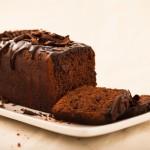 Cake húmedo de chocolate