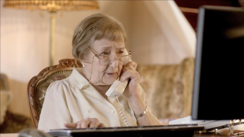 Imágen campaña - La abuela