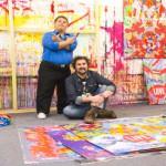 Claudio y Alejandro en el taller 2