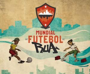 Mundial Fútbol Callejero Brasil 2014