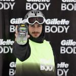 Gillette Body - Chino Darín Ushuaia 4