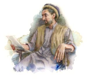 Massoud poet