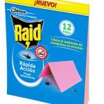 Raid Papel Insecticida