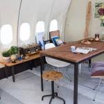 Avión KLM disponible en Airbnb (3)