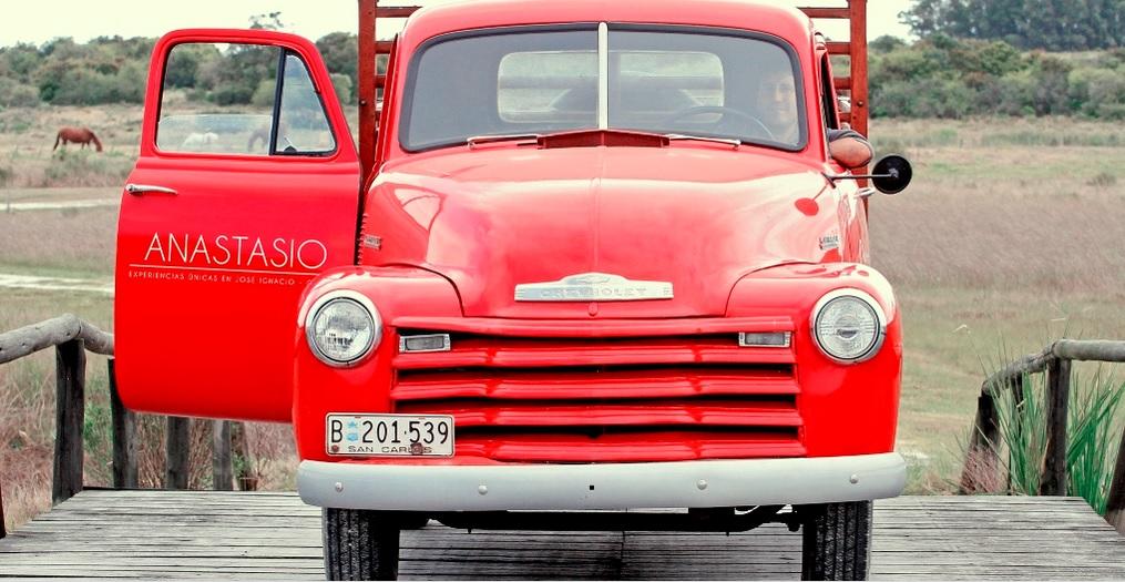 camioneta anastasio