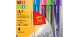 BIC lanza campaña #AbreMiMundo con nueva presentación de bolígrafos Cristal