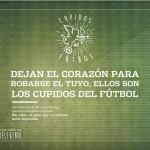 cupidos del futbol ole