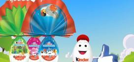 Las Pascuas con Ferrero son únicas: mirá el nuevo spot de Kinder