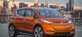 Chevrolet se compromete a producir el Bolt EV