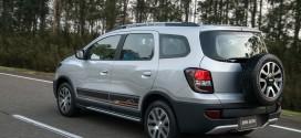Chevrolet presenta el nuevo Spin Activ