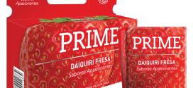 Prime lanza nuevos preservativos sabor a daiquiri fresa
