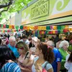 Sabe la Tierra en el Mercado de Belgrano Dic 2014 EN BAJA RESOLUCION