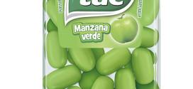 Tic Tac suma un nuevo color a su paleta de sabores: Manzana Verde