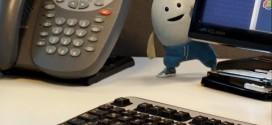 Telekino presenta al huevito que chupa a los oficinistas