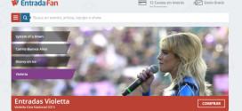 El ticketing argentino se renueva con EntradaFan