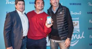 online store f98af 5d388 Los Pumas se comunican con Personal y Samsung