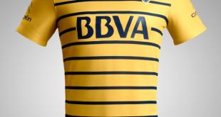 Nike Boca Juniors - suplente frente