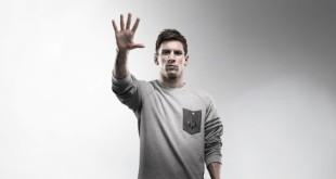 the latest 5fe5a 8889d adidas celebra el quinto Balón de Oro de Leo Messi con campaña estoy acá  para crear