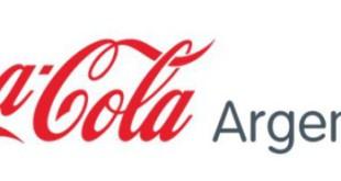 Logo Coca-Cola Argentina