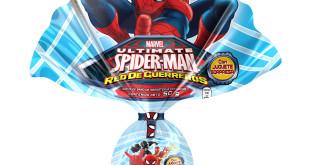 Huevo Spiderman 50g