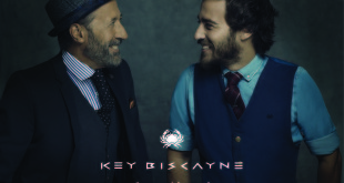 Cartel Campaña #ConexiónReal - Key Biscayne