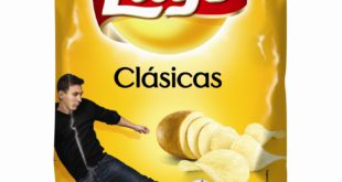 Pack Lay's & Messi Alta