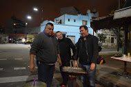 cocineros en la calle