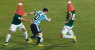 Campaña Noblex -Meme Messi