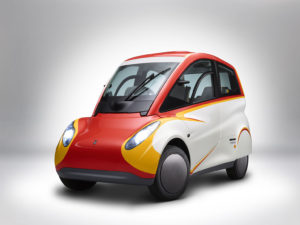 Shell Concept Car_Side Angled *Do use for Advertising purposes, STRICTLY BTL useage ONLY, unless agreed with client & photographer. Please credit Shell/Justin Leighton