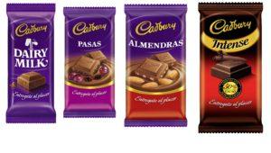 Cadbury all