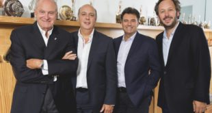 Marcos Golfari, Germán Yunes, Horacio Genolet, Leandro Berrone.