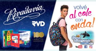 campaña Rivadavia 2017
