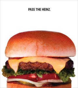 heinz burger