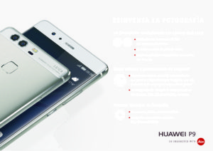 Huawei-P9- Datos técnicos