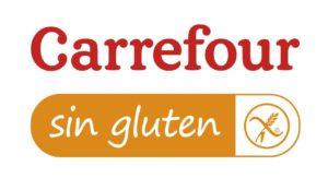 Logo Carrefour SIN GLUTEN