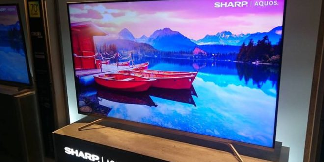 4d06982c64ff New San presenta los Smart TV Sharp Aquos hasta 70 pulgadas | sitemarca